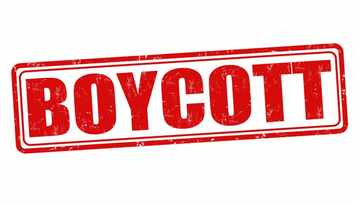 The political boycott: shopping made impossible • Long Beach Post News