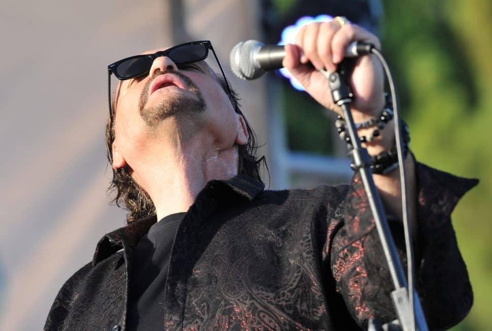 New Blues Revolution performs during the New Blues Festival V at El Dorado Park in Long Beach, Ca., September 1, 2018. (John Valenzuela/ Correspondent)
