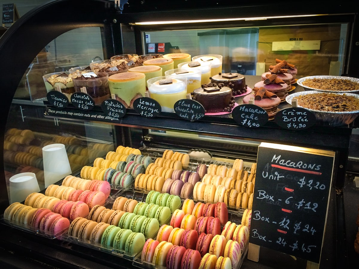 French bakery O Gourmet to take over former Babette's Feast space • the Hi-lo