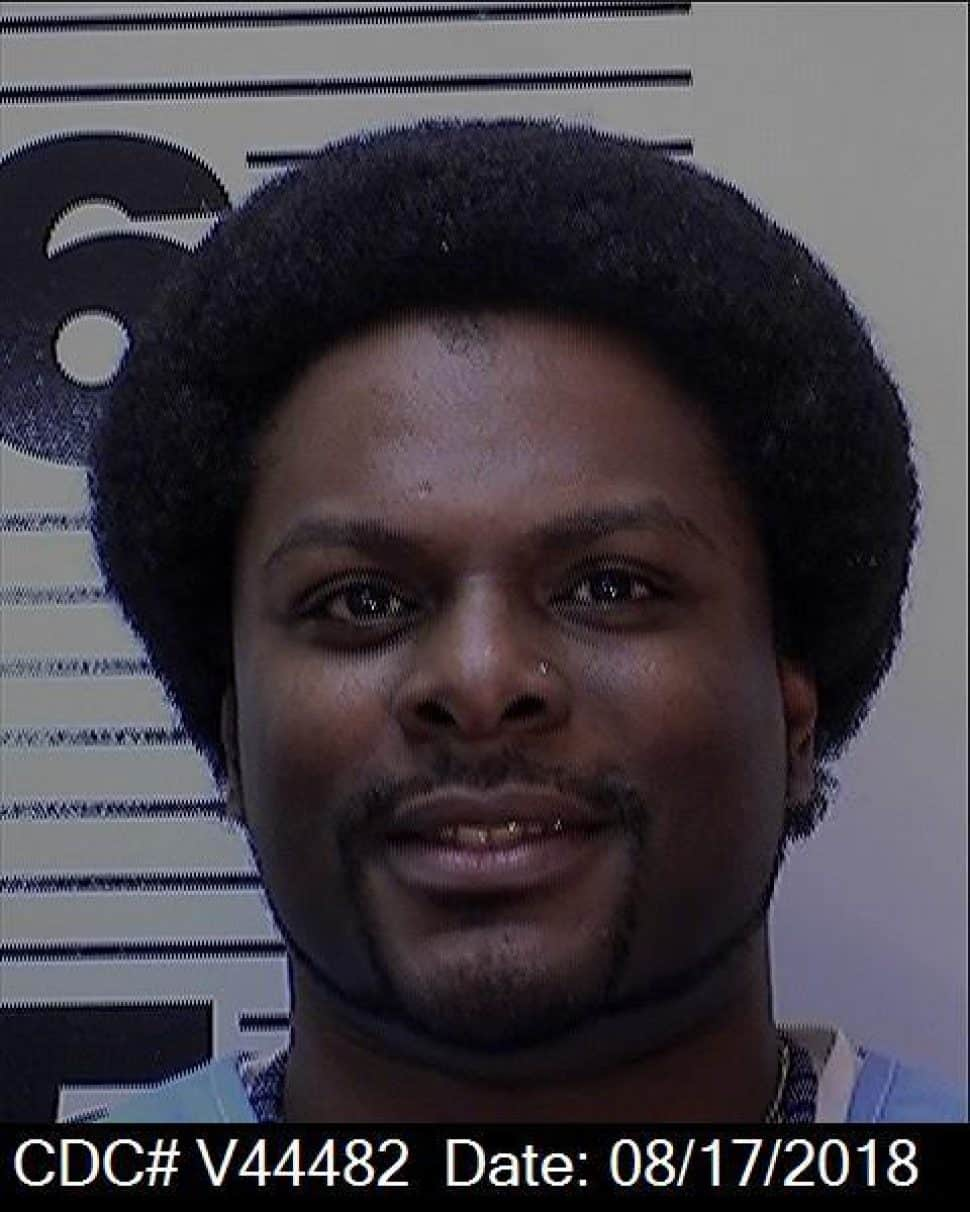 Jamelle Armstrong. Courtesy the California Department of Corrections and Rehabilitation.