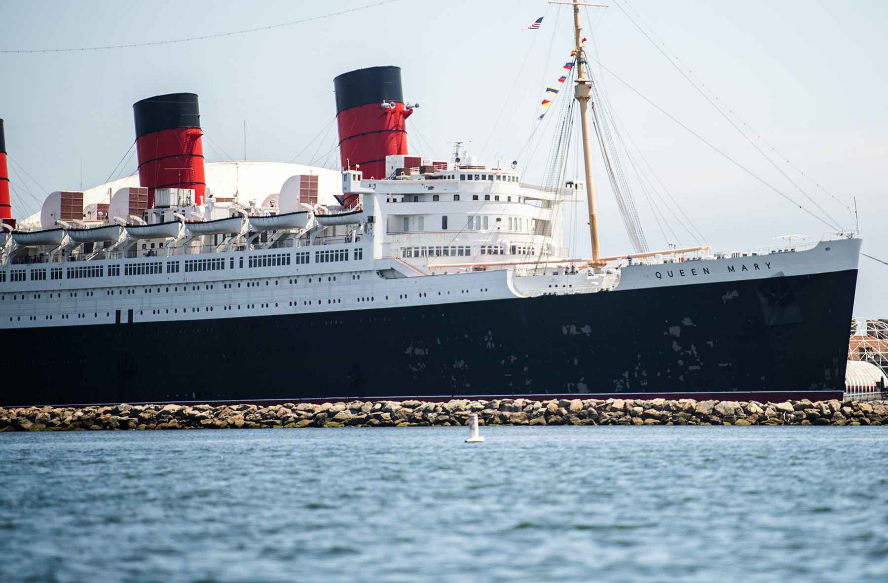 Queen Mary Island Project Pushed Back