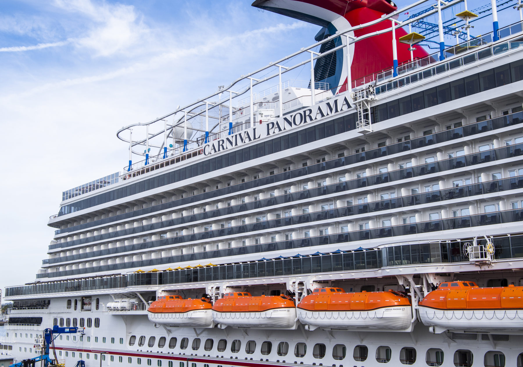 New Carnival Cruise Ship Expected To Triple The Number Of Passengers To Long Beach Long Beach Post News