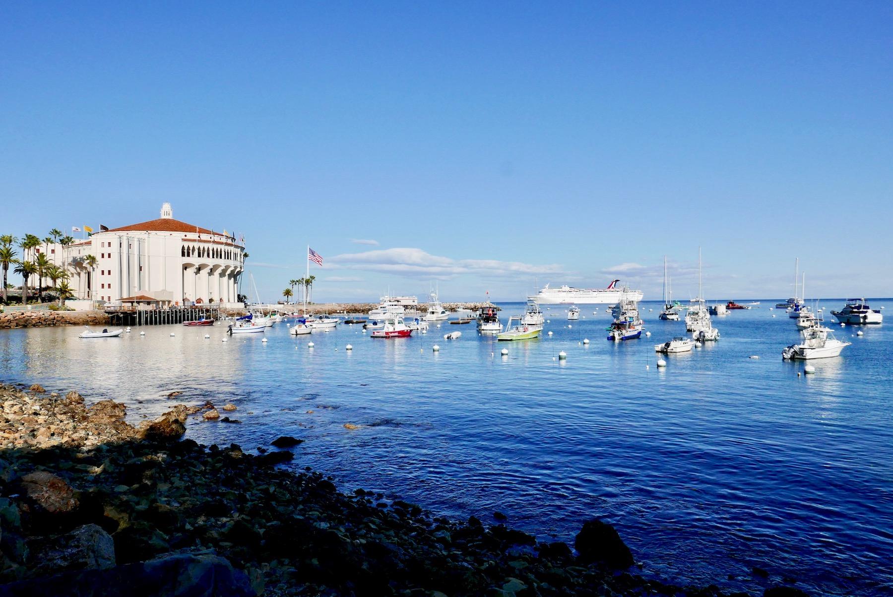 catalina island company opens boat moorings today long beach post news catalina island company opens boat