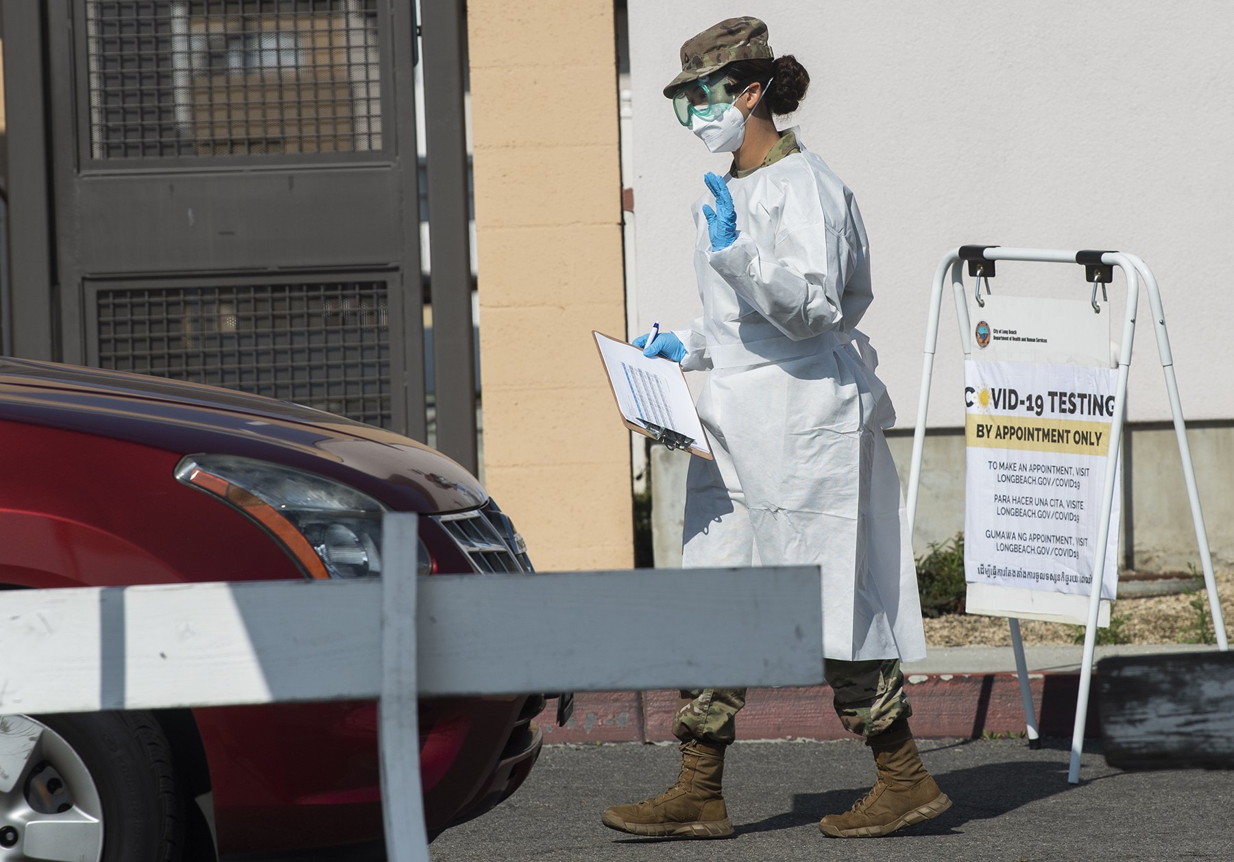 Long Beach Reports 5 More Deaths From Covid 19 Long Beach Post News