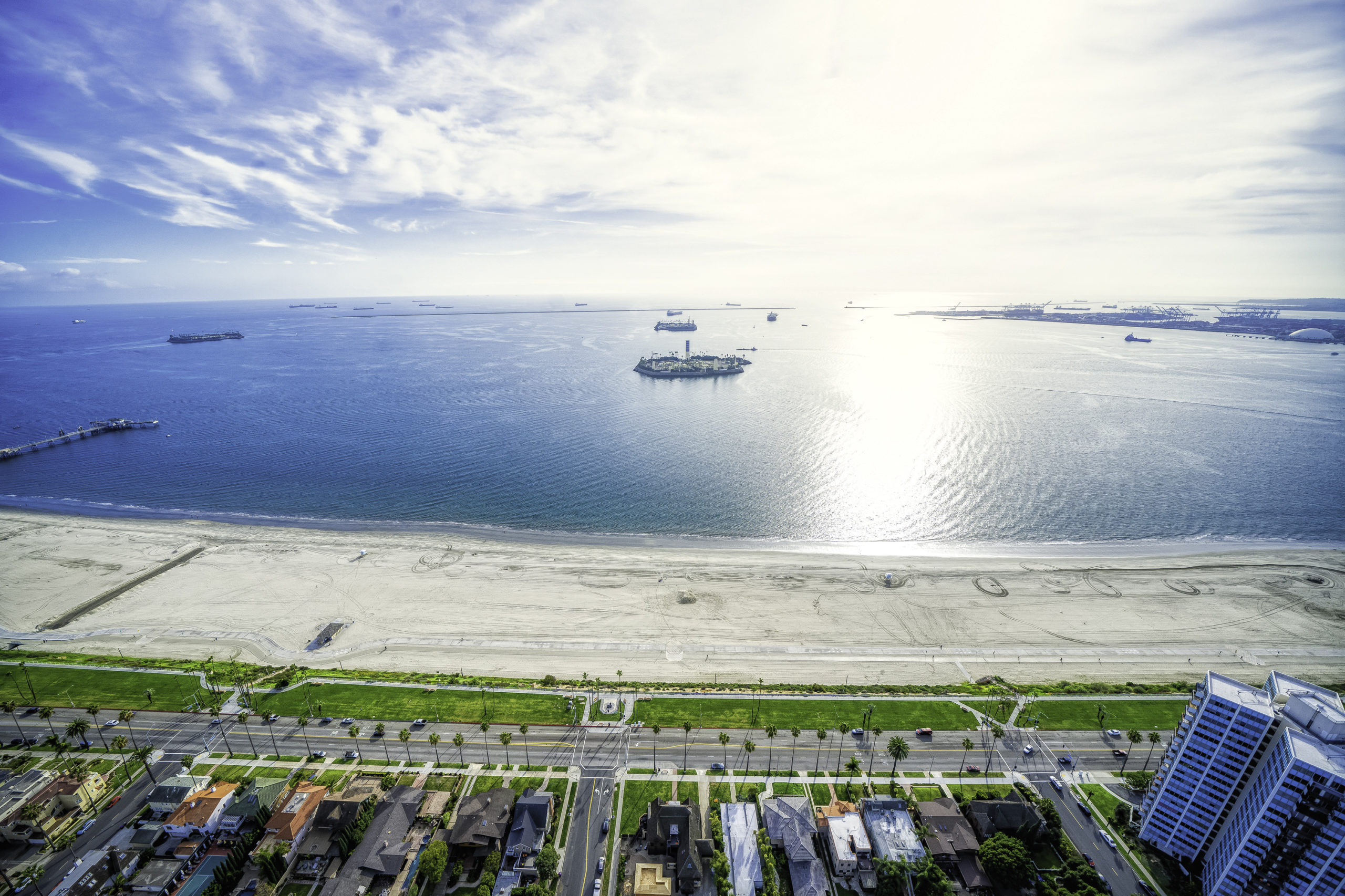 Long Beach Sees Improved Water Quality Grades For Dry Winter Months Long Beach Post News