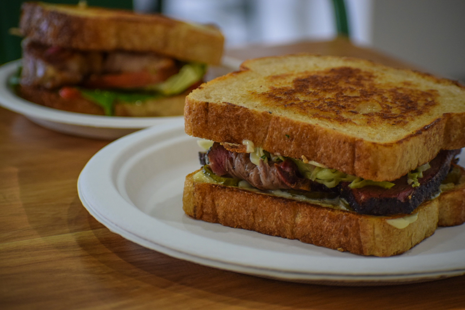 With Heritage, Chef Philip Pretty takes sandwich game to new heights • the Hi-lo