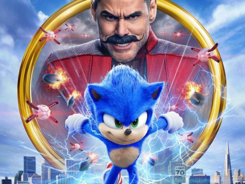 Reserve Your Spot Tuesday To See Sonic The Hedgehog For Free At The Drive In The Hi Lo