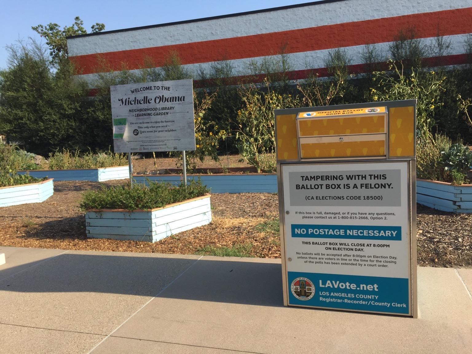 County Installs 16 Ballot Drop Boxes Throughout Long Beach For November Election Long Beach Post News