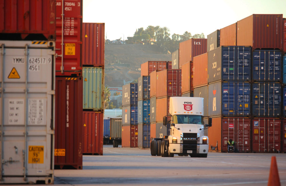 The end of airport-adjacent shipping container storage still weeks away • Long Beach Post News