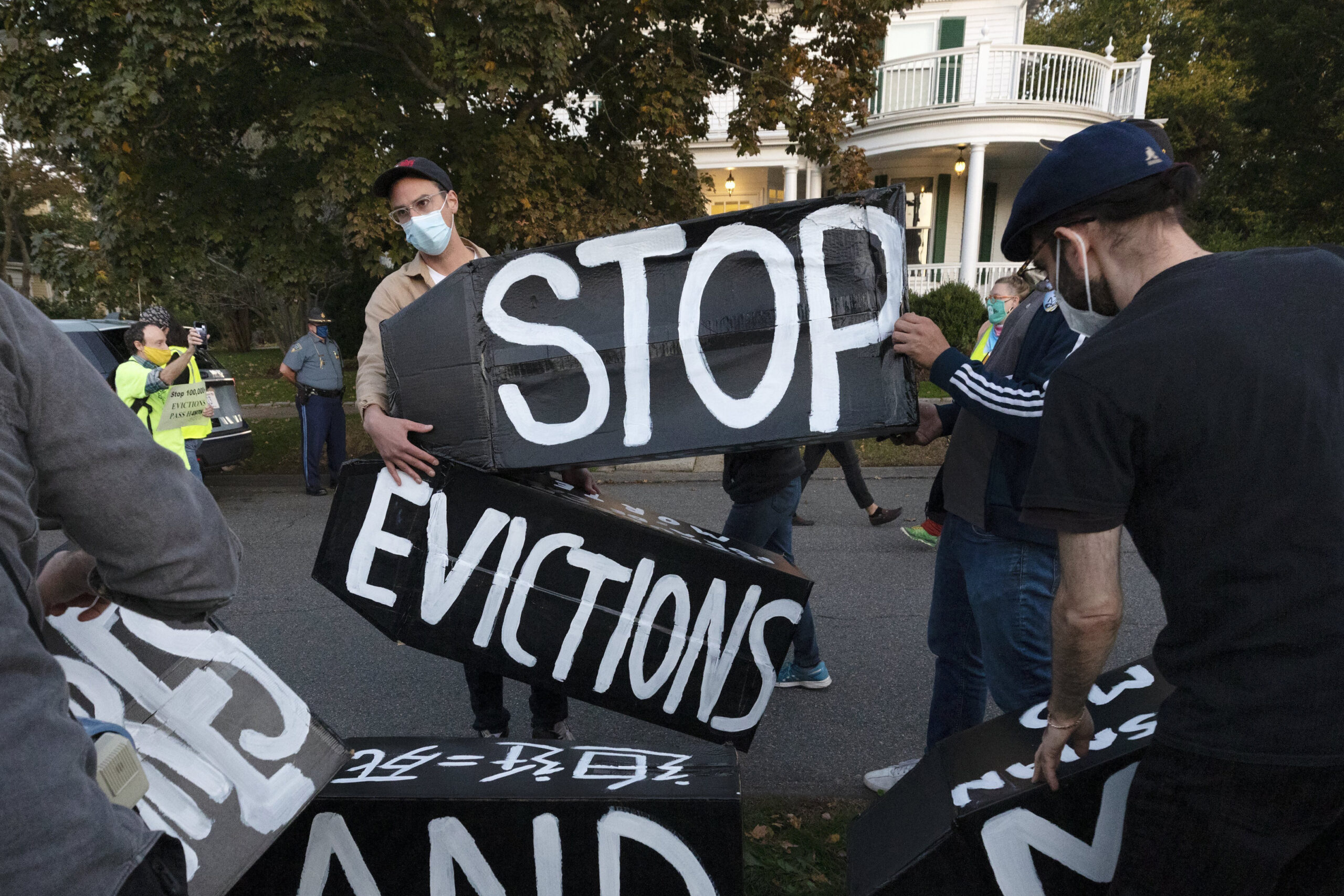 Federal eviction moratorium expires Saturday, but Californians remain protected through September • Long Beach Post News