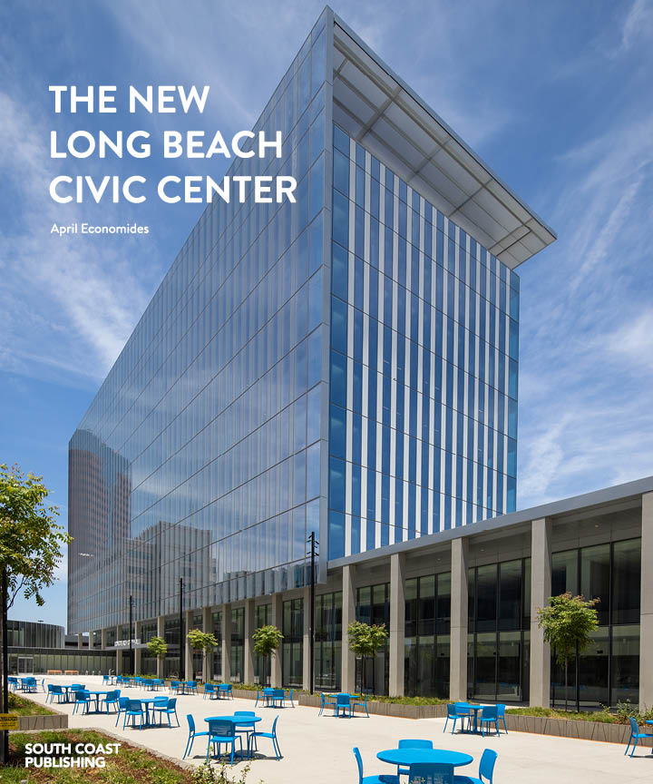 The New Long Beach Civic Center