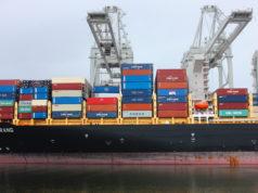 Gantry Crane at the Port of Long Beach