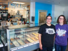 Dina Amadril and Tracee Schmidt, Long Beach Creamery