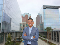 Mayor Robert Garcia Downtown 2019