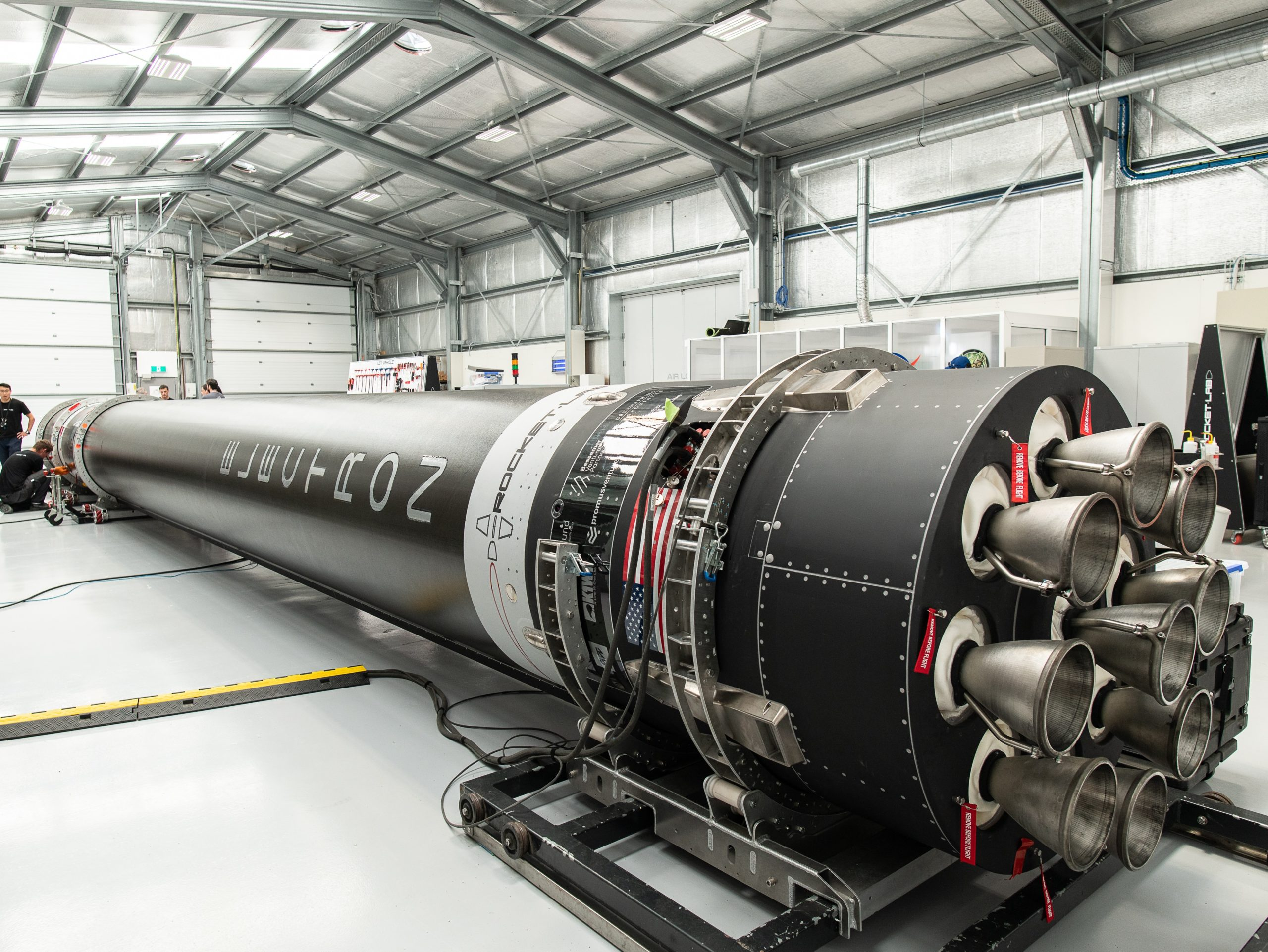 Rocket Lab to launch seven satellites into orbit as early as today - Long Beach Business Journal