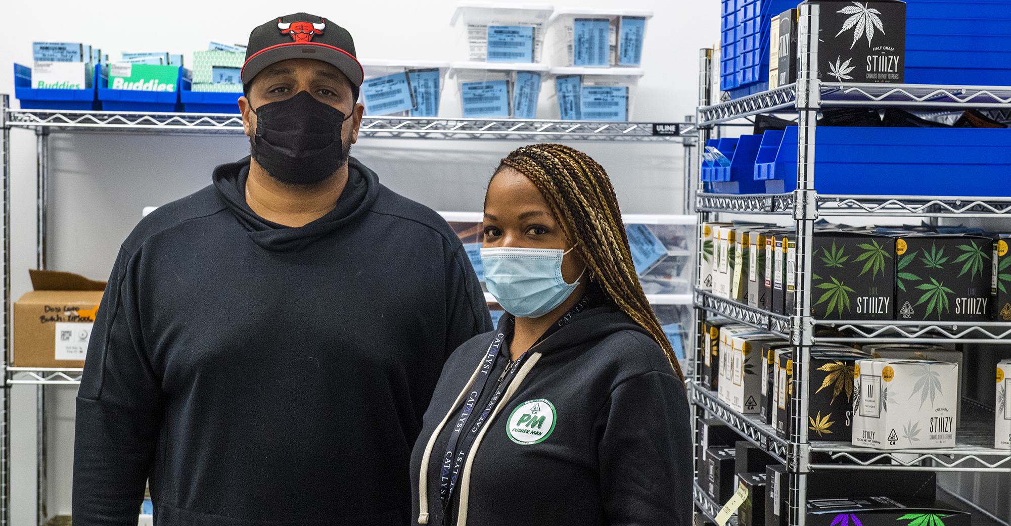 A new cannabis delivery service aims to bring more diversity to the Long Beach cannabis industry - Long Beach Business Journal